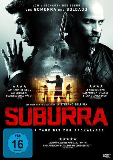 Suburra - 7 Tage bis zur Apokalypse (DVD) für 16,46 Euro