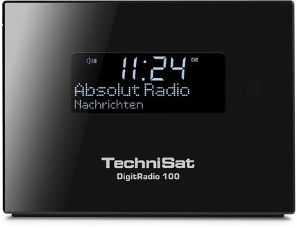 TechniSat DigitRadio 100 DAB,DAB+,FM Radio für 53,96 Euro