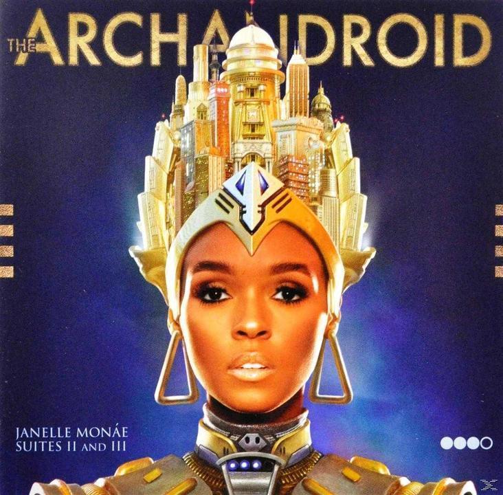 The Archandroid (Janelle Monae) für 21,46 Euro