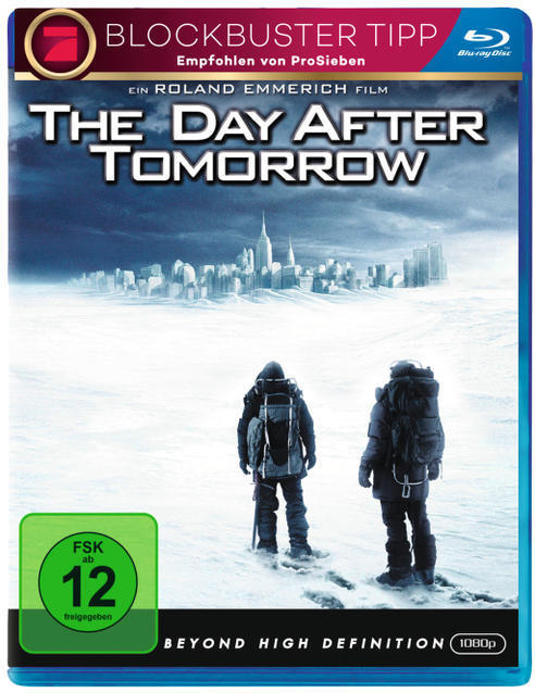 The Day After Tomorrow (BLU-RAY) für 18,46 Euro