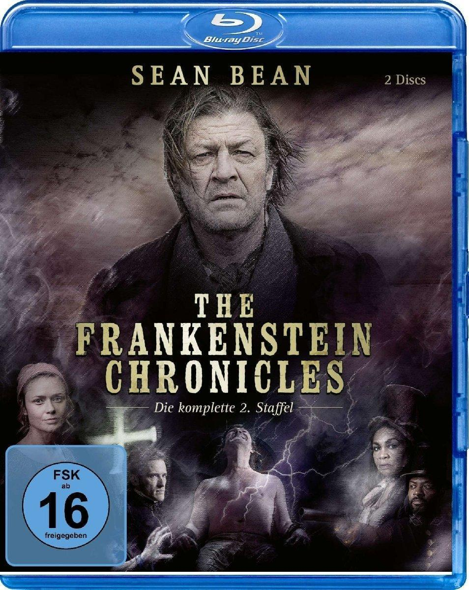 The Frankenstein Chronicles - Staffel 2 - 2 Disc Bluray (BLU-RAY) für 27,46 Euro