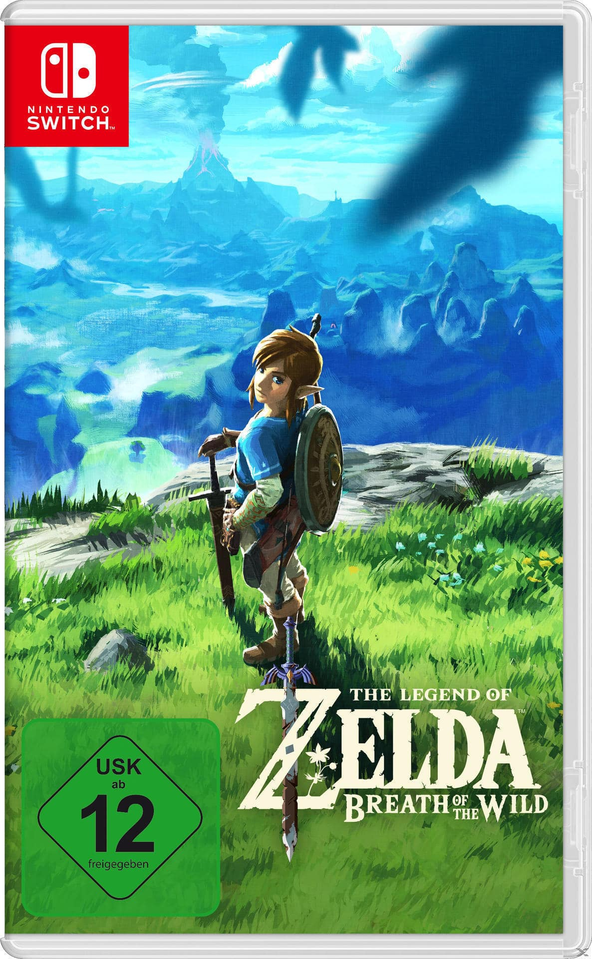 The Legend of Zelda: Breath of the Wild (Nintendo Switch) für 58,96 Euro