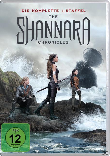 The Shannara Chronicles - Staffel 1 DVD-Box (DVD) für 24,96 Euro