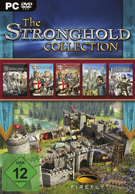 The Stronghold Collection (Software Pyramide) (PC) für 17,96 Euro