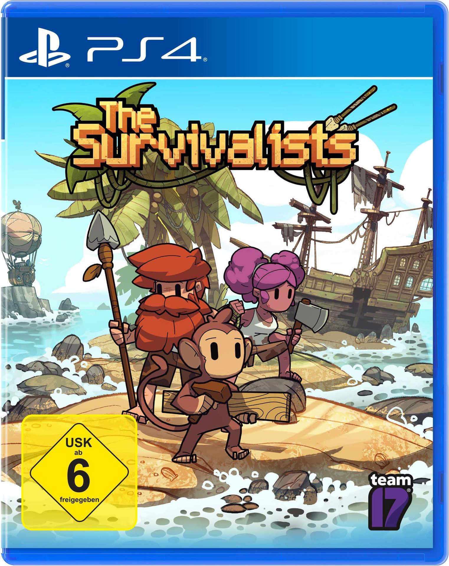 The Survivalists (PlayStation 4) für 30,96 Euro