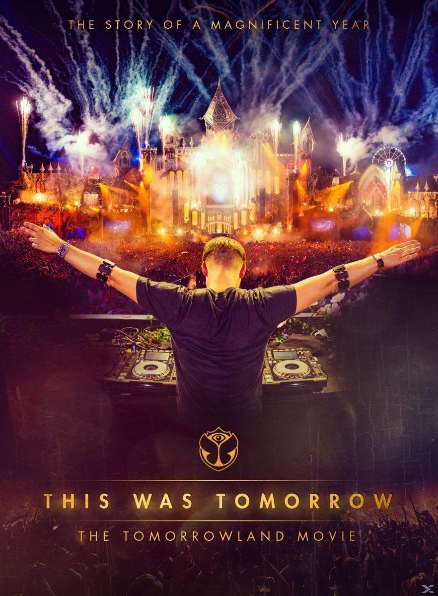The Tomorrowland Movie- This Was Tomorrow (VARIOUS) für 18,46 Euro