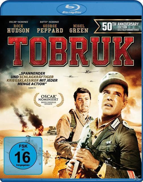 Tobruk (BLU-RAY) für 16,46 Euro