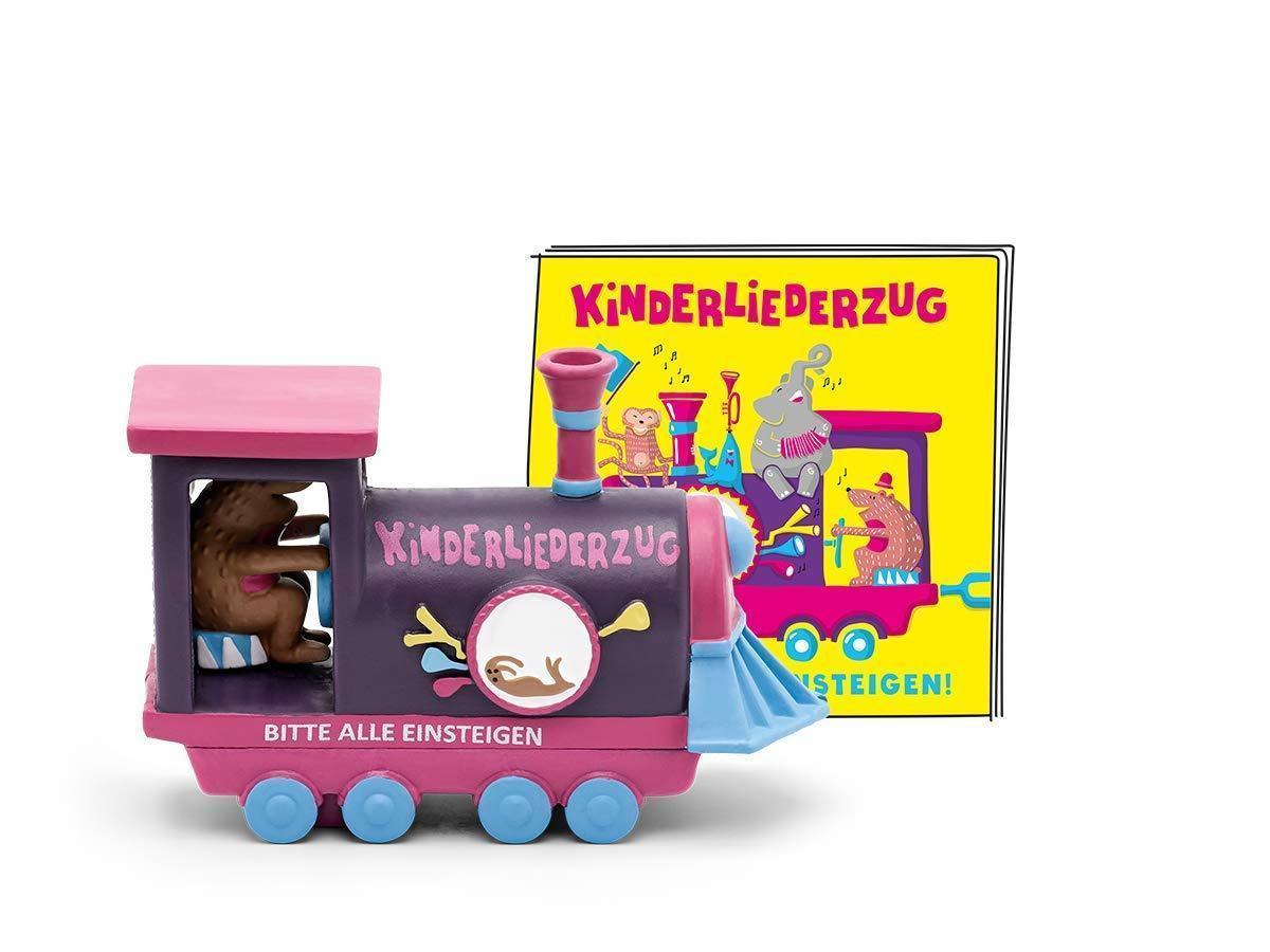 Tonies Hörfigur - Kinderliedzug - Bitte alle einsteigen! (Tonies) für 17,46 Euro