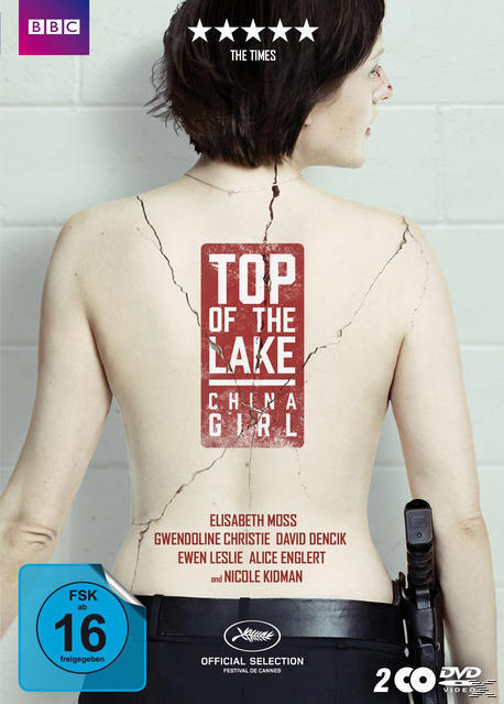 Top of the Lake: China Girl - 2 Disc DVD (DVD) für 19,96 Euro