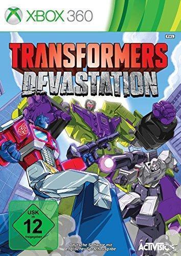 Transformers Devastation (XBox 360) für 29,46 Euro
