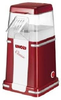 Unold 48525 Classic Popcornmaker für ca. 100g Mais 900W für 26,46 Euro