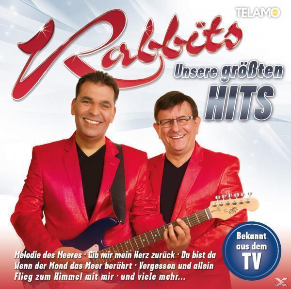 Unsere Größten Hits (Rabbits) für 20,96 Euro