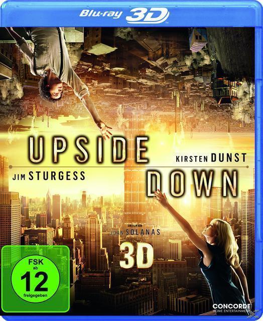 Upside Down (BLU-RAY 3D) für 18,96 Euro
