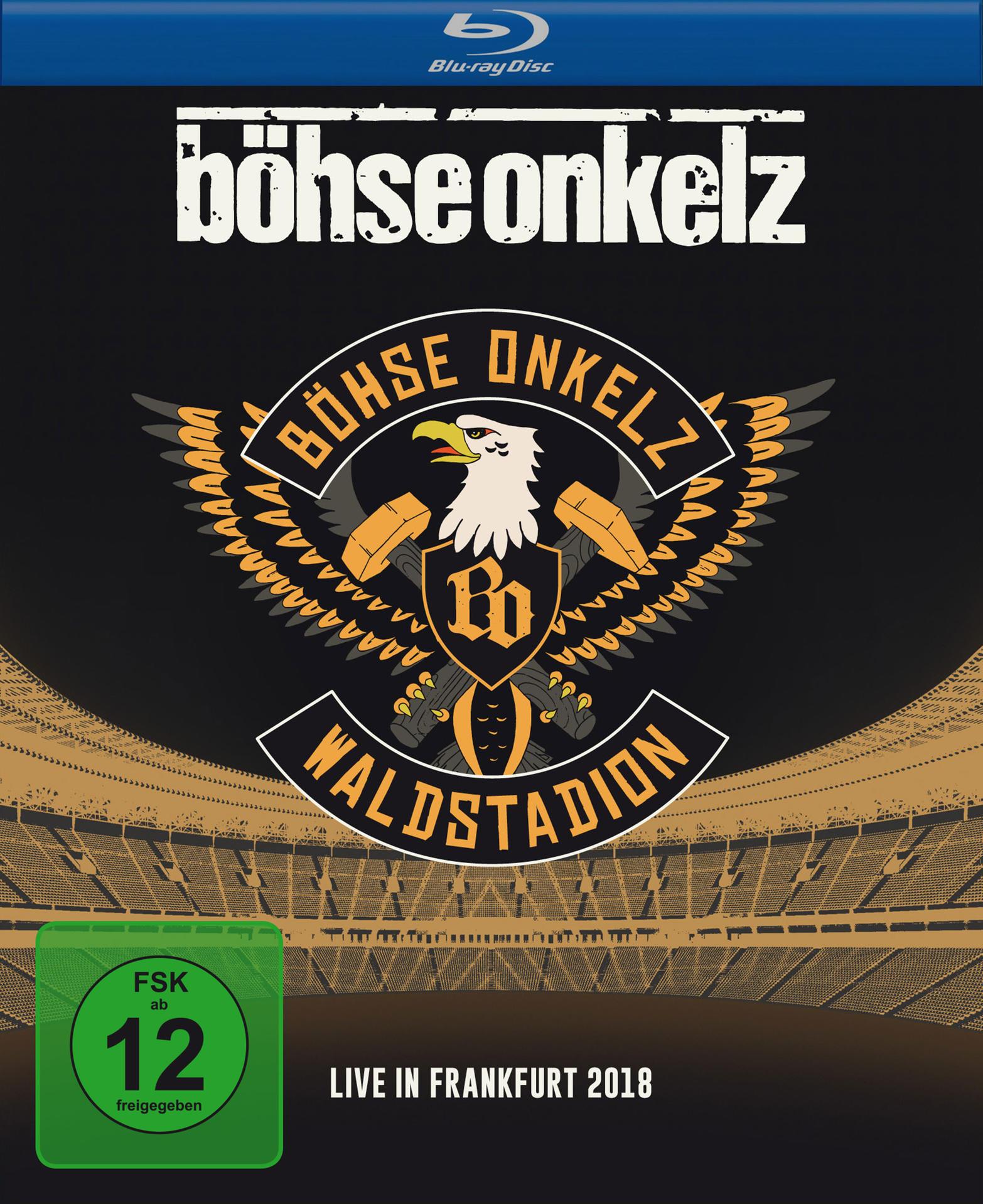 Waldstadion - Live in Frankfurt 2018 (BLU-RAY) für 22,46 Euro