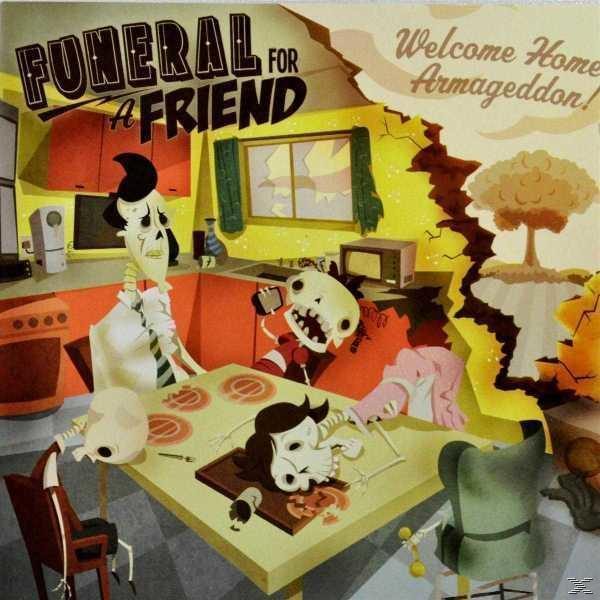 Welcome Home Armageddon! (Funeral For A Friend) für 20,96 Euro