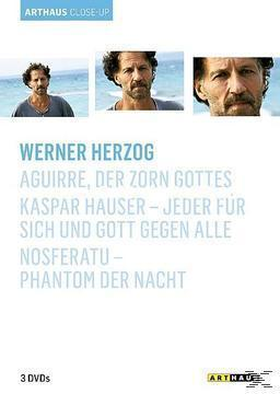 Werner Herzog - Arthaus Close-Up (DVD) für 19,46 Euro
