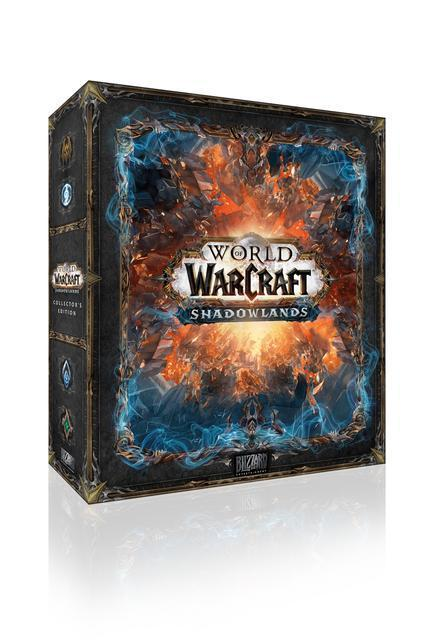 World of Warcraft: Shadowlands - Collectors Edition (PC) für 110,96 Euro