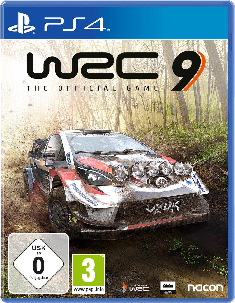 WRC 9 (PlayStation 4) für 50,96 Euro