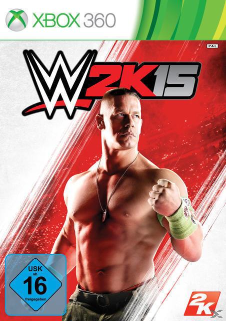 WWE 2K15 (XBox 360) für 23,46 Euro