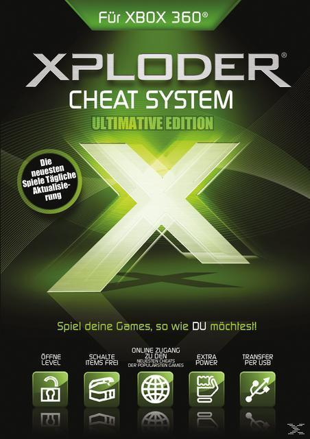 Xploder Ultimate XBox360 Cheating System Pro 2013 (PC) für 21,46 Euro