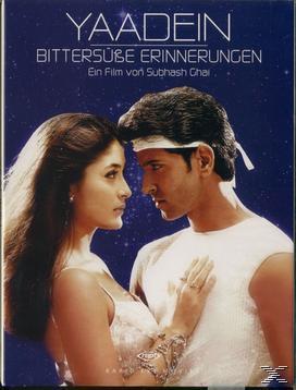 Yaadein - Bittersüße Erinnerungen (DVD) für 16,46 Euro