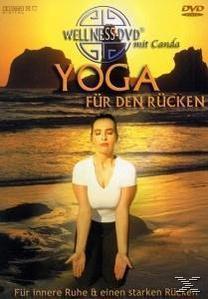 Yoga für den Rücken (DVD) für 16,96 Euro