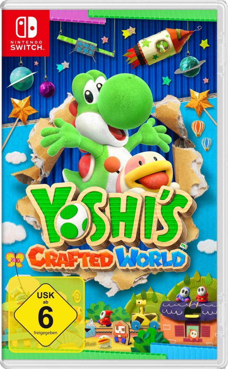 Yoshi's Crafted World (Nintendo Switch) für 52,96 Euro