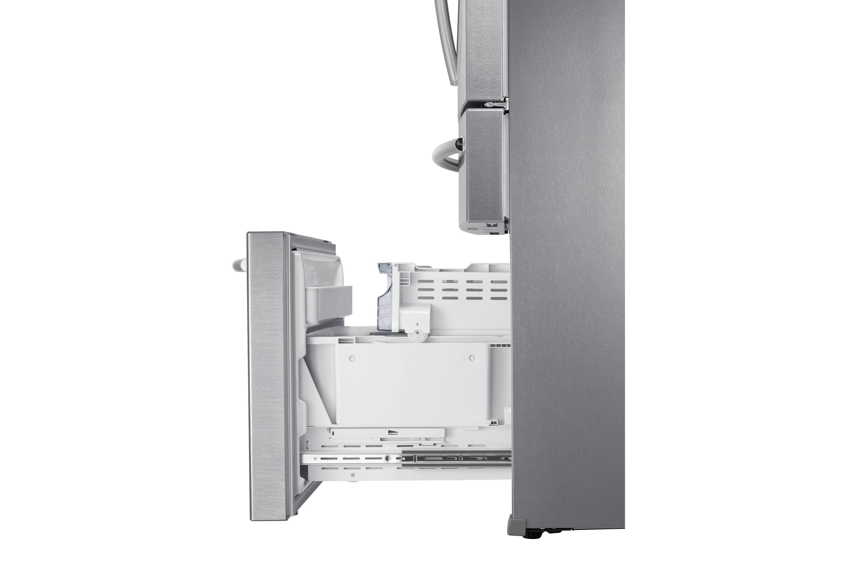 Kühlschrank No Frost A : Samsung rf hsesbsr side by side l bei boomstore