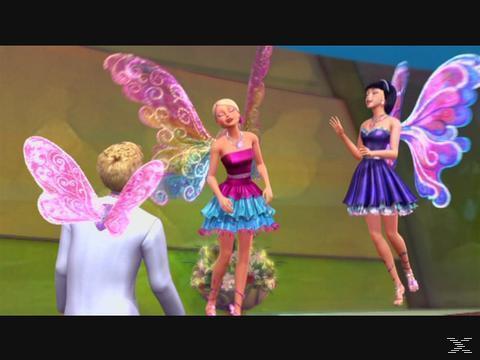 Barbie Die Geheime Welt Der Glitzerfeen Dvd