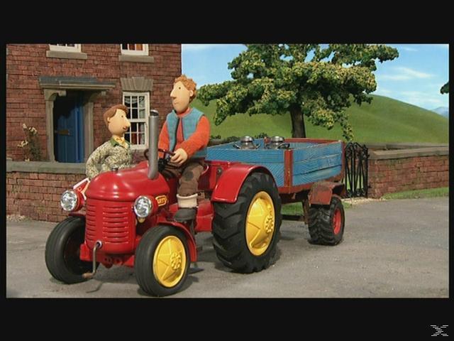 Kleiner Roter Traktor Die Lustigsten Folgen Dvd Box Dvd