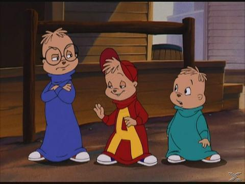 Universal Pictures Alvin und die Chipmunks bei Boomstore