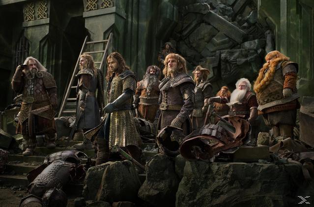 Warner Home Video Der Hobbit Die Schlacht Der Bei Boomstore